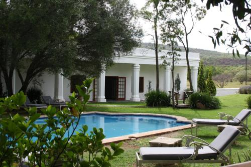 Leeuwenhof Country Lodge & Garden Spa Photo
