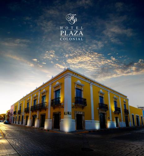 Hotel Plaza Colonial Photo