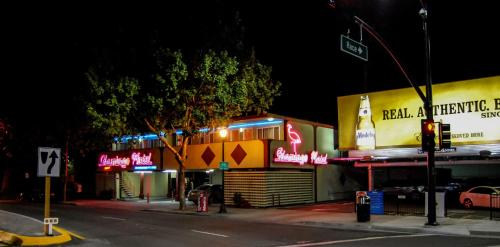 The Flamingo Motel Photo