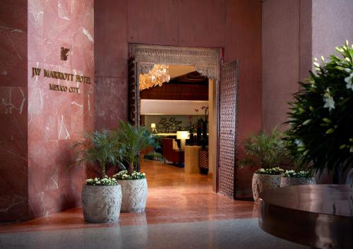 JW Marriott Hotel Mexico City Photo