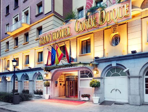 Photo of Sercotel Gran Hotel Conde Duque hotel in