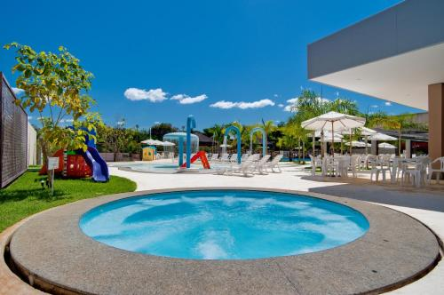Best Western Suites Le Jardin Caldas Novas Photo
