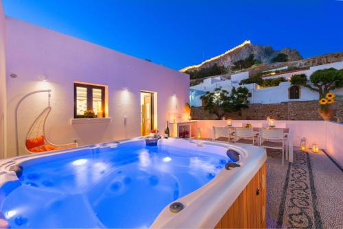 Lindos Diamond Exclusive Villa - Lindos Greece