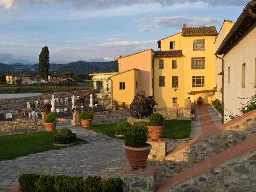 Romantik Hotel Mulino Di Firenze photo 26