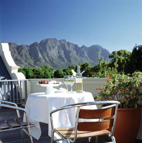 The Last Word Franschhoek Photo