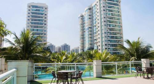 Apartment Resort in front of Olympic Games Photo