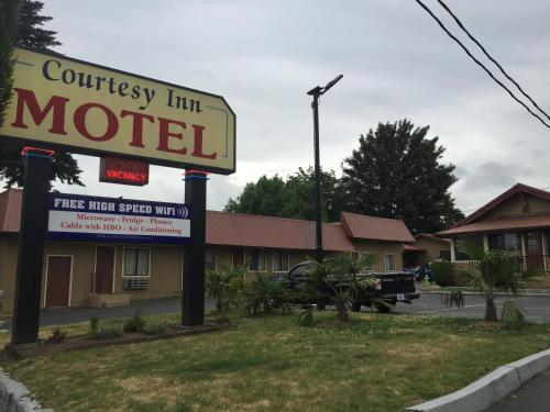 Courtesy Inn Motel - portland -