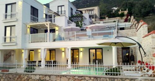 Kalkan Villa Natre how to go