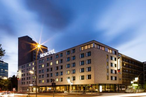 Novotel Hamburg City Alster photo 25