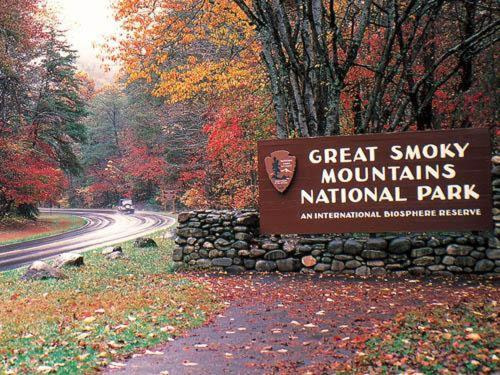 Smoky Mountain Lodge Holiday home Photo