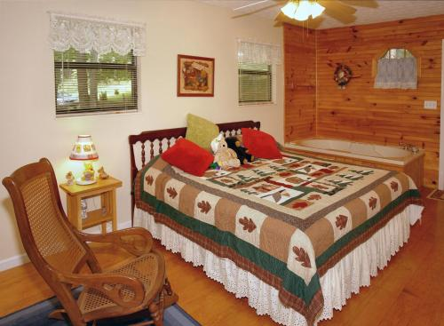 Teddy Bear Cabin Photo