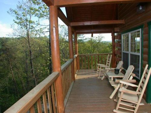 Heaven's Gift Cabin in the Smokies Photo