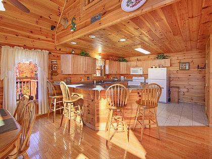 Cajun Hideaway Holiday home Photo