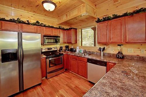 Cherokee Charm Holiday home Photo