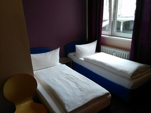 Hostal Hostel City Bed Am Kurfürstendamm