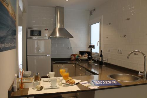 Sitges Apartment For Rent III photo 12