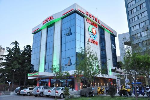 Samsun Hotel Grand Asos phone number