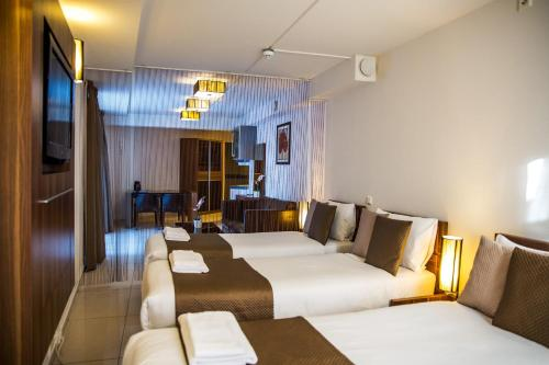 Best Western Kampen Hotell photo 27