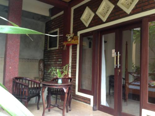 Backpacker Ubud Room's