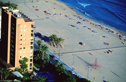 Apartamentos Mar&iacute;a Cristina Beach Benidorm