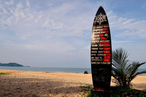 The Legend Cherating Beach Resort photo 27