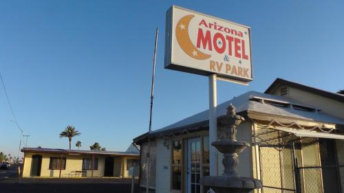 Arizona Moon Motel Photo