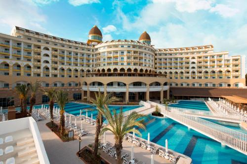 Kirman Sidemarin Beach & Spa, Side