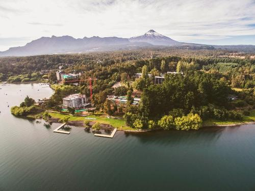 Pucon House - Lake & Volcano Photo