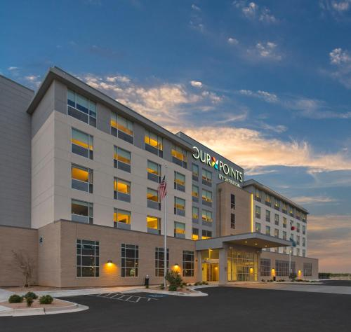 Four Points by Sheraton Midland - Midland, TX 79703