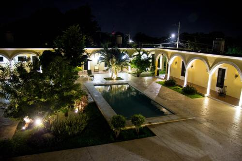 Hotel Hacienda Izamal Photo