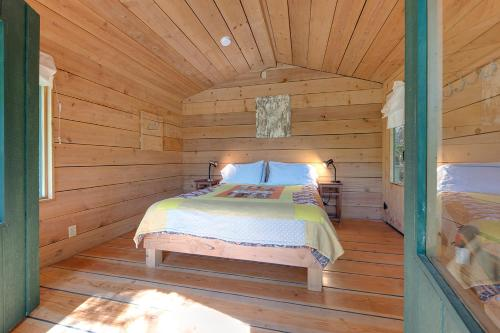 Strongwater Camping and Cabins Photo