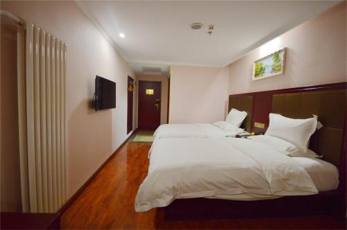 GreenTree Inn Beijing Fengtai District Lugou Bridge Middle Xiaoyue Road Shell Hotel photo 28