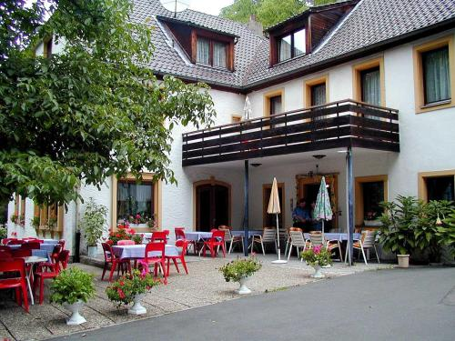 Hotel Caf Pension Blchersruh