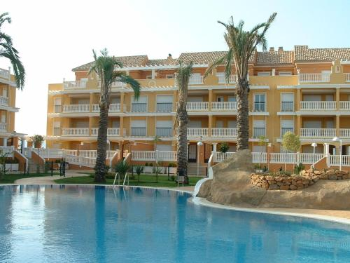 Apartamentos Nova Denia in Denia from €100