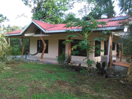 One World Bungalow in Rainforest Refuge Photo
