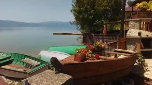 Blue Bay Guest House, Trpejca