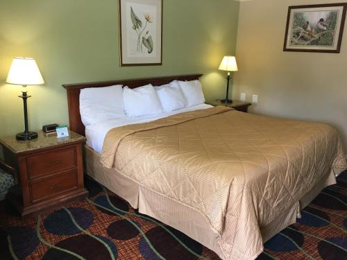 Americas Best Value Inn Jamestown Photo