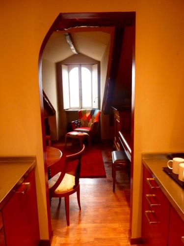 Santi apartment in the heart of Turin, Турин