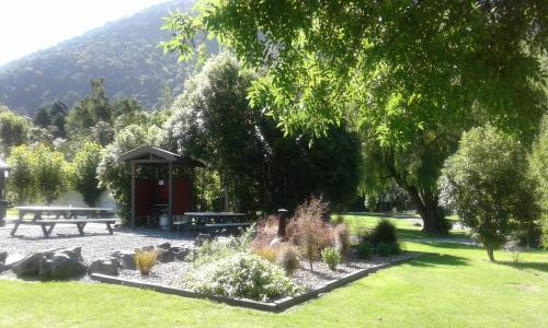 Ashley Gorge Holiday Park Photo