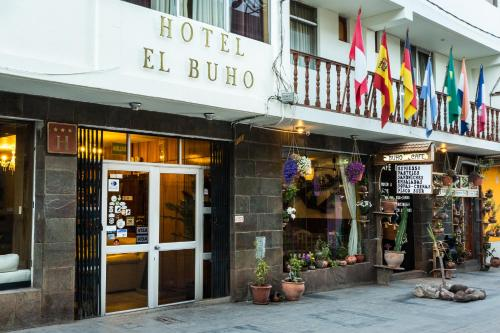 Hotel El Buho Photo