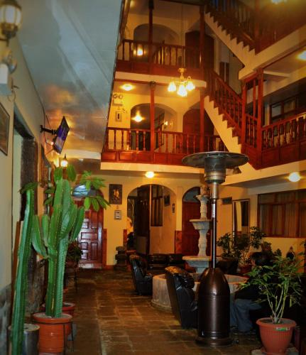 Hotel Choquequiraw Inn Photo