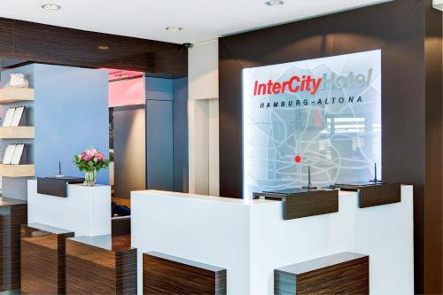InterCityHotel Hamburg Altona photo 16