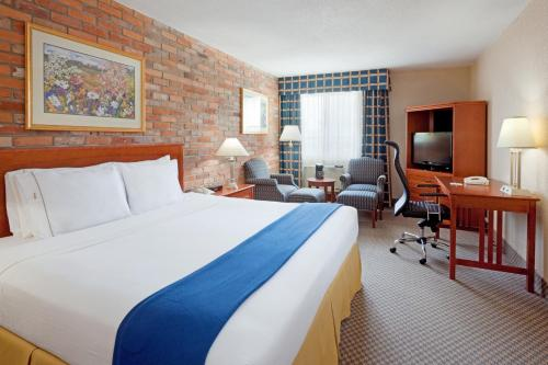 Holiday Inn Express Toronto East Photo