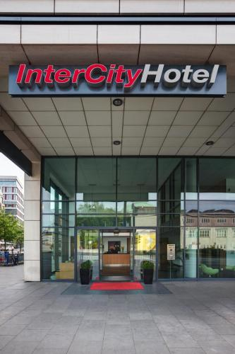 InterCityHotel Hamburg Hauptbahnhof photo 20