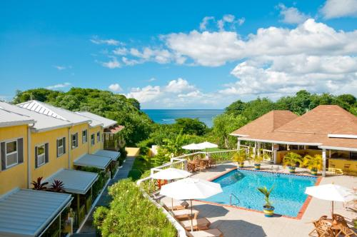 Grooms Beach Villa & Resort Saint Georges