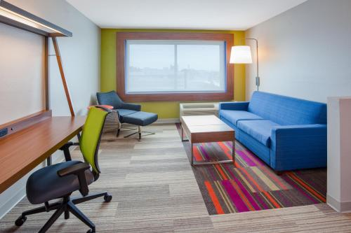Holiday Inn Express-Des Moines Downtown Photo