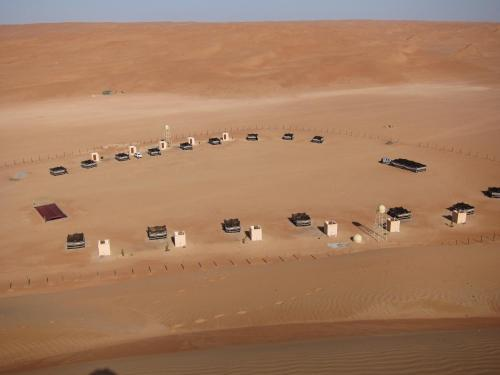 Desert Retreat Camp
