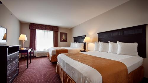 Best Western Legacy Inn & Suites Beloit/South Beloit Photo