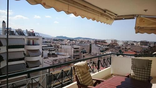 View and the City Penthouse - Gerakiou 29 Greece