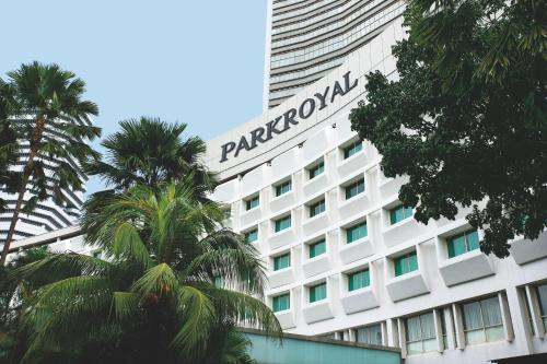PARKROYAL Serviced Suites staycation